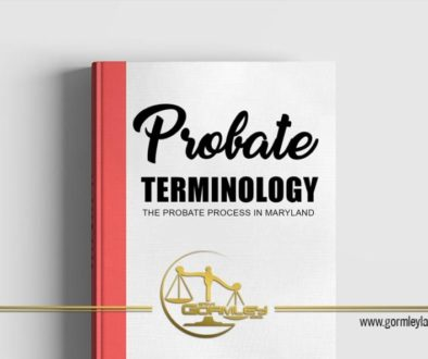 Probate-Terminology